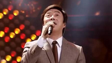 费玉清翻唱经典老歌《上海滩》,前奏响起,就让人热泪盈眶