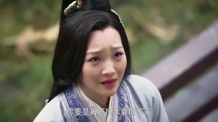 芈月传:魏美人心善为芈月送绿豆汤!看着芈月这么惨当场落泪!