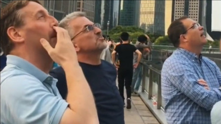 美国工程师到中国看到这一建筑后感叹要是建在美国多好