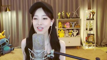 确实是网红一姐,冯提莫边唱边跳《狂浪》真好看