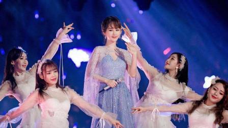 杨紫甜蜜演唱《牛奶面包》,浓浓的小清新风格,网友:声音好甜