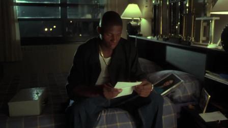 篮球电影单挑,雷阿伦看到小时候妈妈给他写的信,想起父亲以前是怎么陪他打篮球的