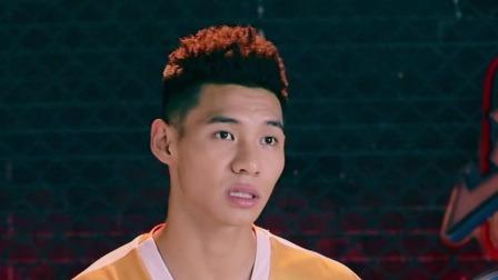 《這!就是灌籃》第一季大神球員高光時刻,張寧楊政氣場全開誰才是灌籃高手?