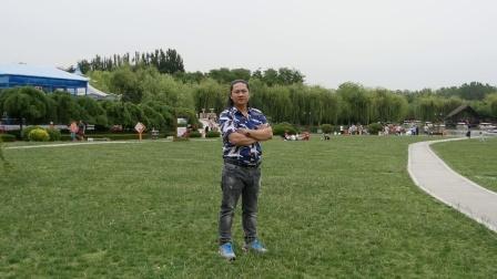 城阳世纪公园【潇洒走一回】朱坤 (4K)