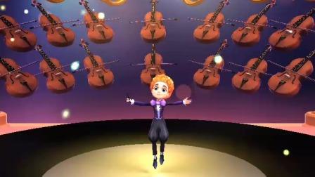 这男孩由小丑变成了音乐家!【滚动的天空2】幻想曲(简单)-小鹿大大神