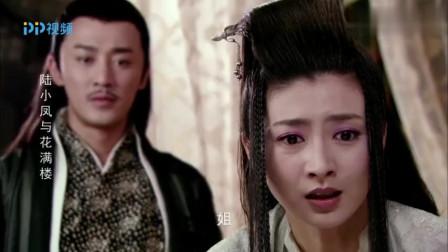 陆小凤带回一个美女,不料竟然是丹凤公主的姐姐,姐姐身受重伤