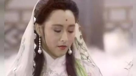 《新白娘子传奇》观世音菩萨为什么对白素贞那么好, 原因是这样啊!