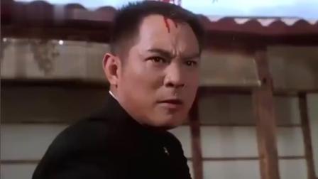 《精武英雄》陈真对战日本军官拳拳到肉, 中国武术威武!