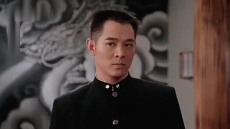 《精武英雄》到日本武士馆踢馆, 陈真霸气称: 你不是我师父的对手