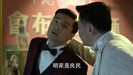 《伪装者》靳东可是话里有话啊 吓得胡歌都不敢乱讲话了