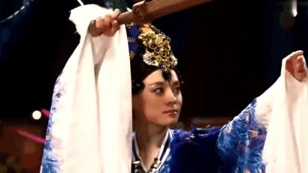 《芈月传》芈月替姐姐在少司命祭祀典礼上献舞, 让秦王另眼相看