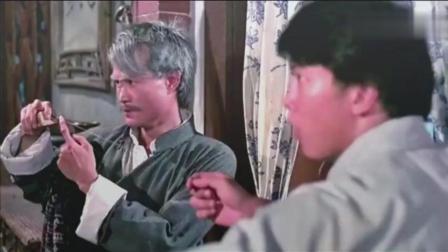 林正英终于跟千年僵尸王碰上了面, 英叔大战千年僵尸!
