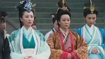 《芈月传》秦王与楚国公主芈姝如期举行了隆重的大婚典礼, 宫中嫔妃齐聚