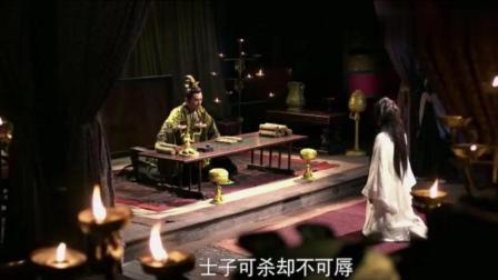《芈月传》樊长使痛失爱子爆出芈姝罪行, 大王被气得吐血
