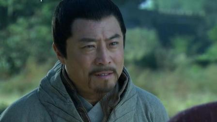 新三国: 许攸和刘备的谈话间, 道出他主子的昏庸, 失望之极!