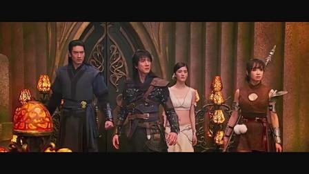 昭明神剑缺少了剑心,根本伤不到魔,都没有意料到