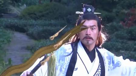 碧血剑大结局:华山大战,金蛇剑竟暗藏玄机,局面瞬间扭转!