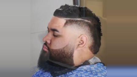 从颓废胖子,到精致型男你只差一个适合你的发型
