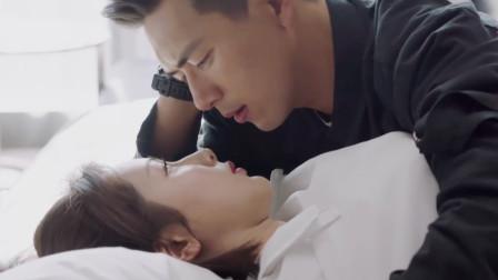 亲爱的热爱的:大婚后,韩商言说出喜欢佟年的原因,杨紫激动拥吻