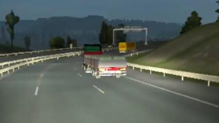 【书书zyj】欧洲卡车模拟2 第二季 ❤ 空托盘 前往比利时 列日