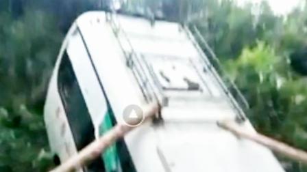 贵州铜仁思南县一中巴车发生事故,致83重伤