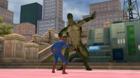 超凡蜘蛛侠:终于可以挑战蜥蜴博士了,可是打不过啊该怎么办?