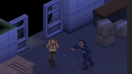 【易拉罐】怪奇物语#3#5霍金斯实验室的神秘人