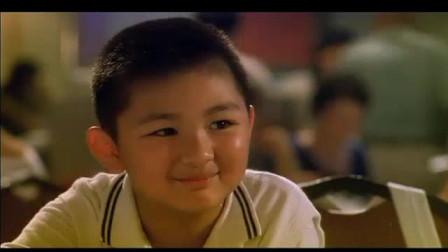 对不起多谢你刘青云带着和前妻的儿子吃饭 小家伙怼他爸