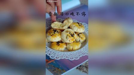 燕麦小酥饼干