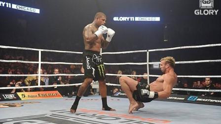 擂台之王!暴力踢拳第一人 没人能顶住他全力一击!