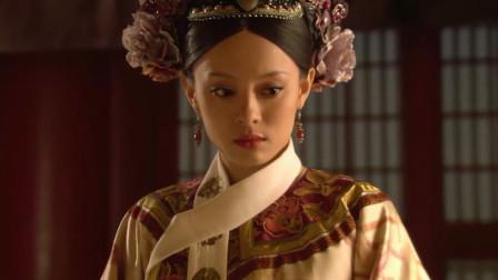 甄嬛说,皇上让她恶心,她和叶澜依都爱果郡王,竟把皇上气死了