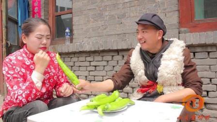 小伙和美女玩成语接龙谁输了谁吃一根辣椒结局太有趣了