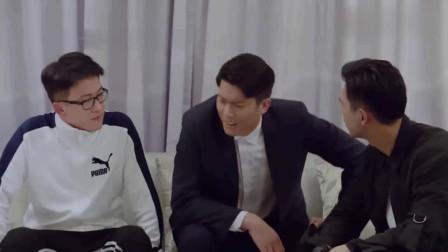 韩商言对队员太暴躁,队员:让小嫂子收拾你!佟年脸红了