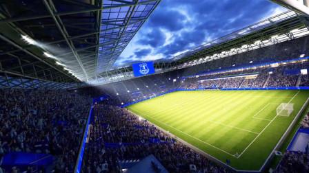 豪掷5亿镑!利物浦死敌建造全英最好球场,埃弗顿将告别127年旧主场