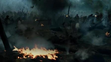 红军史上最悲壮的战役,湘江战役投入8万子弟兵,只突围出3万