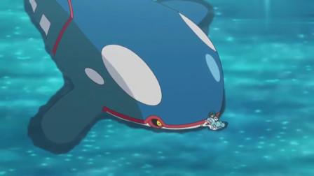 击败盖欧卡,水莲才是神奇宝贝最强训练家