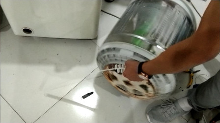 山西波轮洗衣机全拆卸培训专业家电清洗小绿人