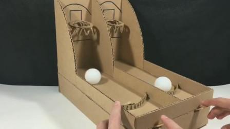 创意手工制作,这样用纸板做的手工你会吗?网友:太棒了!
