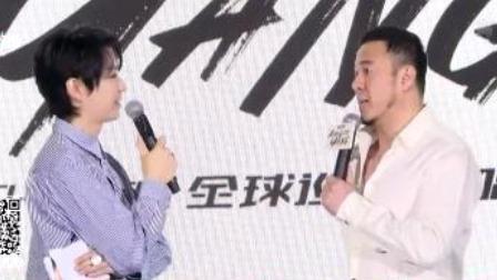 """《冠军的心》杨坤""""出拳"""" SMG新娱乐在线 20190612 高清版"""