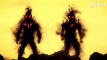 《奥特银河格斗》奥特新作 黑暗奥特英雄即将登场!