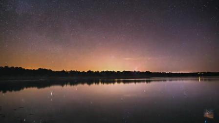 你有多久没抬头看过干净的星空了?