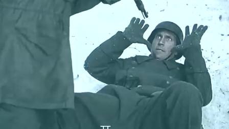 十分真实二战电影 士兵遭遇纳粹佬袭击 全程惨烈刺激无尿点 !