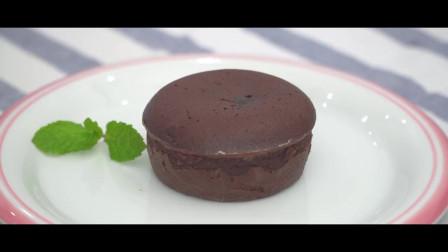 岩溶巧克力蛋糕的制作方法