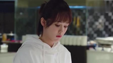 亲爱的,热爱的 佟年为了维护在韩商言面前的形象,啥也不敢吃呀