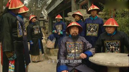 雍正王朝:老八处处学康熙,烂好人一个,身边全是奸臣!