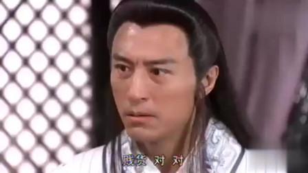 杨贵妃秘史:昔日兄弟起争执,李白对杨钊动手!