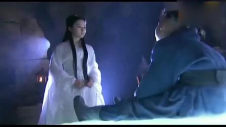 杨过不听姑姑的话从冰床上下来,被小龙女惩罚!