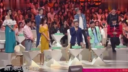 谭咏麟宝刀未老,一首《何苦》让台下嘉宾起立致敬