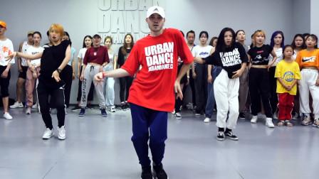 Ruslan 编舞《Piece Of Your Heart》Urban Dance Studio 爵士舞 Jazz 都市编舞工作室