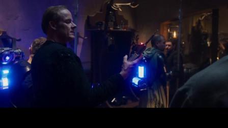 男爵也用上高科技产品了,堪比詹姆斯邦德